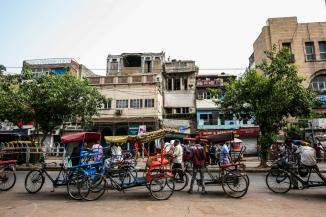 Delhi Rickshaws, New Delhi, Old Delhi, India, Rickshaws, India Culture, India Fine Art Photography