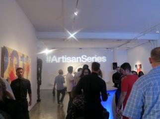 bombay sapphire artisan series, SCOPE NYVC, Art Basal, semi-finalist, art, fine art miami, margaret moizel photography, kumbh mela, india, varanasi, winning art, miami arts